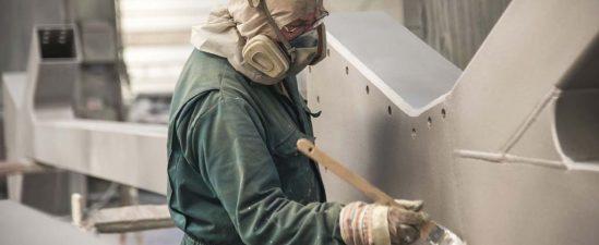 Conserveren - Industrieel schilderen
